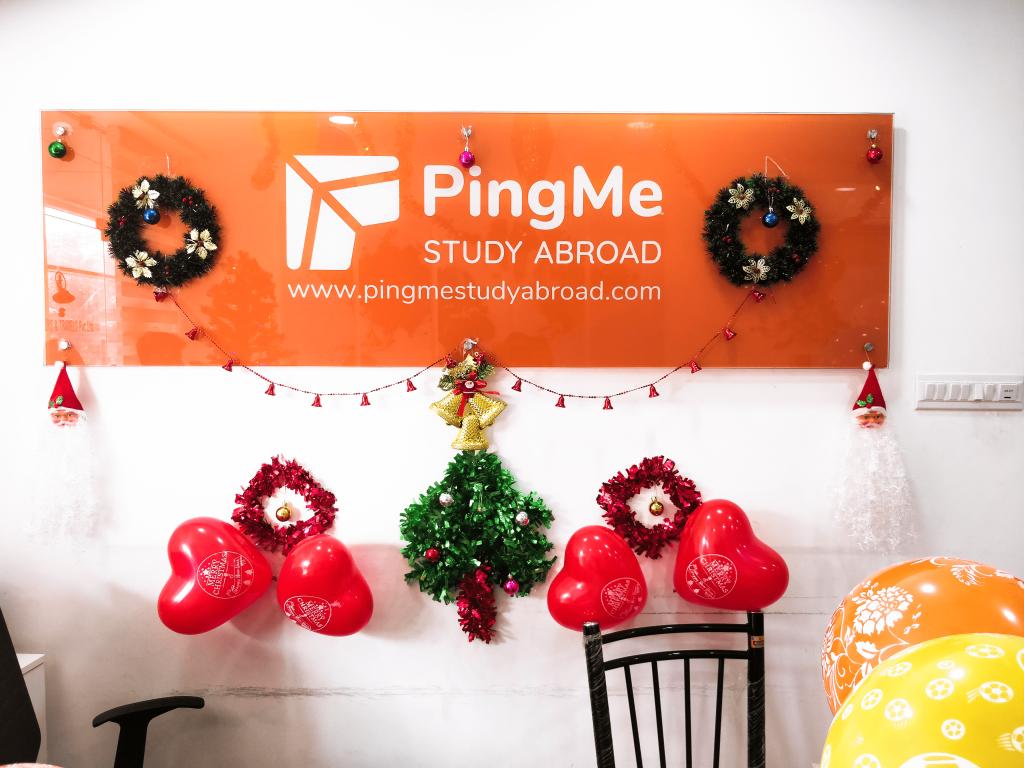Pingme Christmas Celebration
