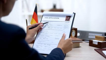 German job seeker visa